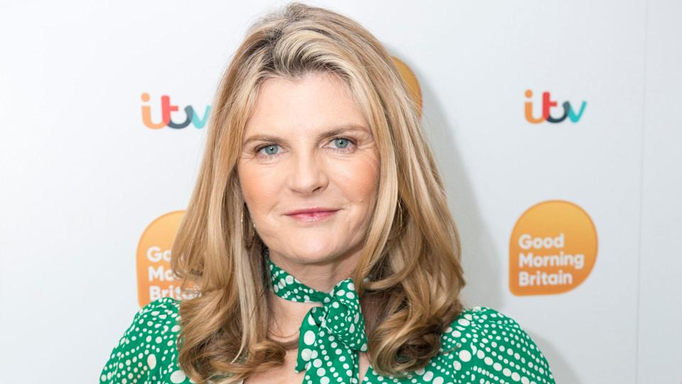 Susannah Constantine joins Strictly (ITV Pictures).