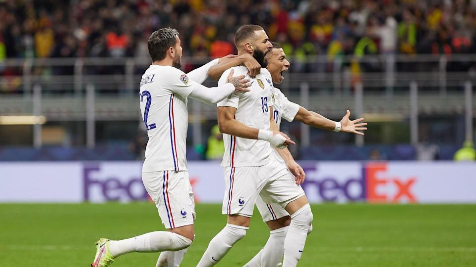 France beat Spain to win UEFA Nations League: Records broken