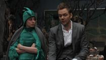 """<p><em>Community</em> always excelled at clever riffs on pop culture, and that holds particularly true in the season 2 Halloween episode """"Epidemiology."""" The Greendale gang find themselves in the plot of a zombie movie when the Army surplus food the Dean purchased for the community college Halloween party turns out to be contaminated with a zombifying virus. </p><p><a class=""""link rapid-noclick-resp"""" href=""""https://www.netflix.com/title/70155589?source=35"""" rel=""""nofollow noopener"""" target=""""_blank"""" data-ylk=""""slk:Watch now"""">Watch now</a></p>"""