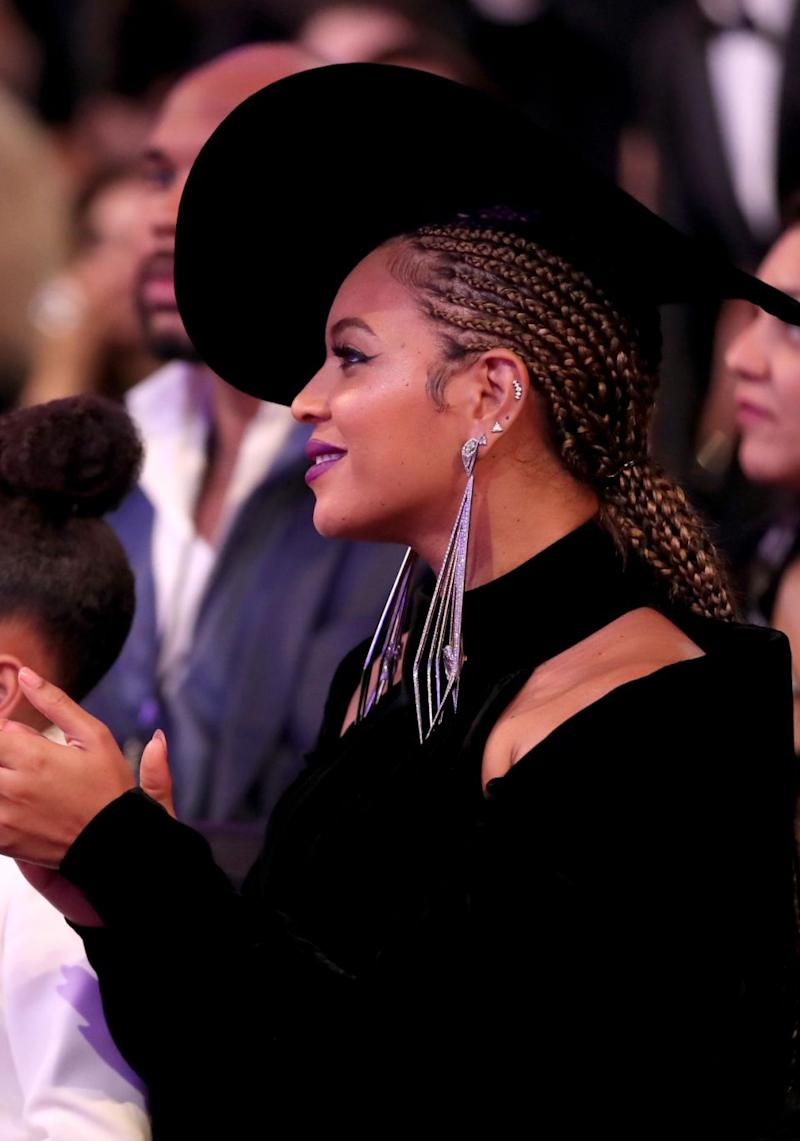 Chrissy was taken aback by Beyonce's