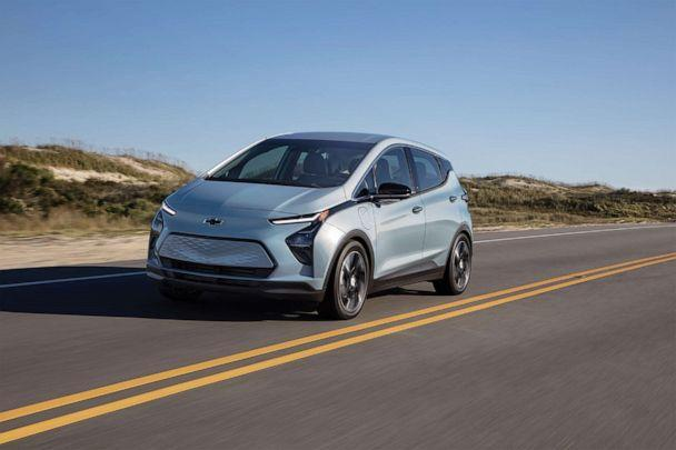 PHOTO: 2022 Chevy Bolt EV (General Motors)
