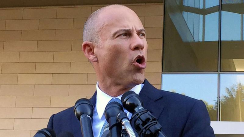 Michael Avenatti Charged In Two States For Extortion And Fraud