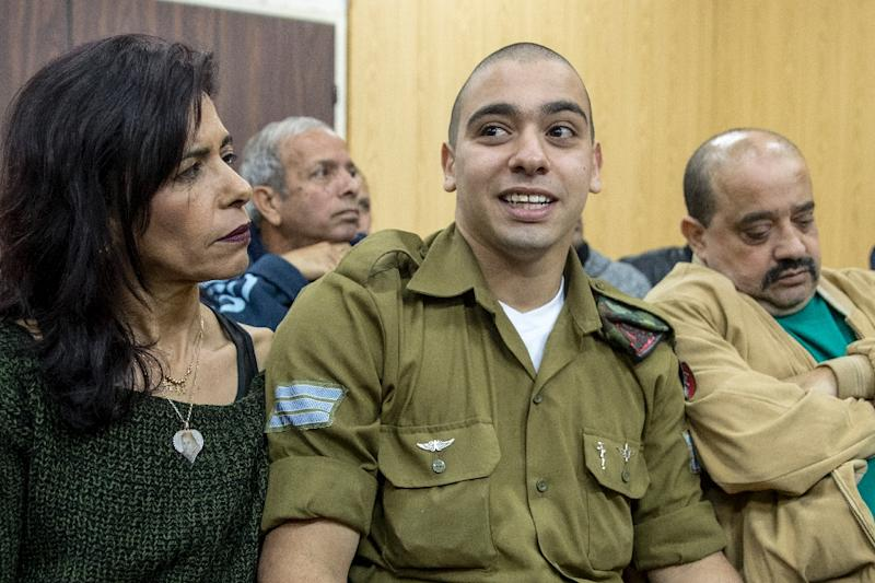 Israeli Soldier Gets 18 Months In Prison For Killing Wounded Palestinian Attacker