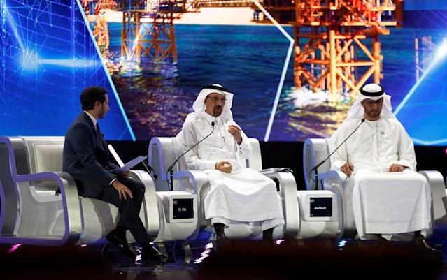 Saudi signs deals worth $50 billion in oil, gas and