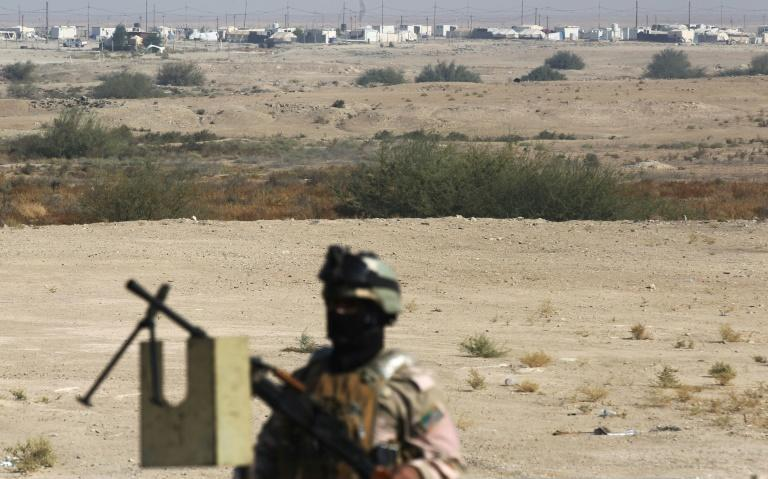 Between October 18 and 30, Iraq shut three camps around Baghdad, one in Karbala further south and one in Diyala to the east