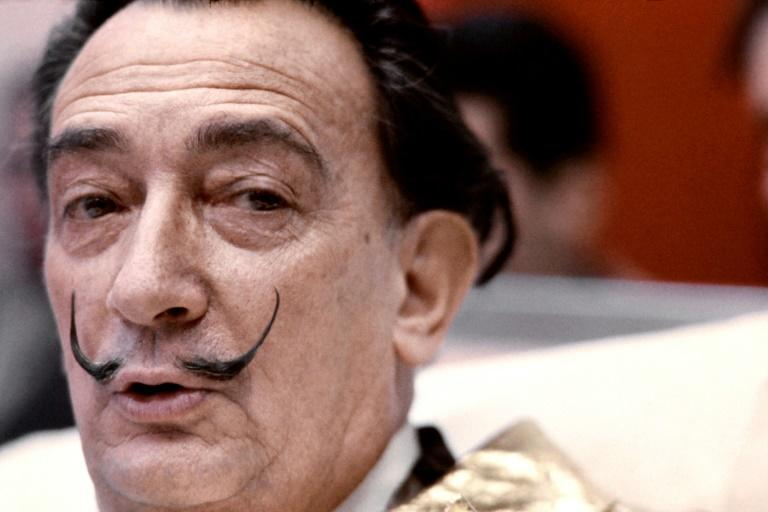 Spanish court orders Salvador Dali's remains to be exhumed