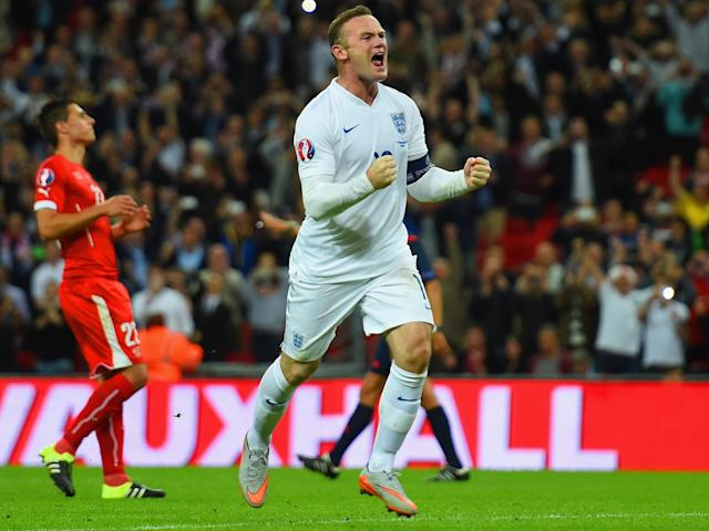 Wayne Rooney is England's leading scorer of all time