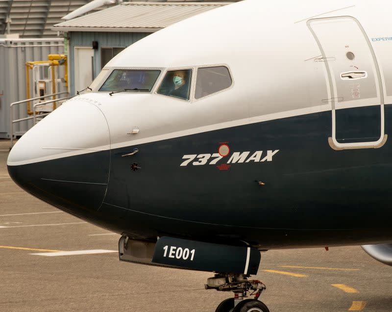 U.S. House Democrats want FAA to release 737 MAX safety review documents