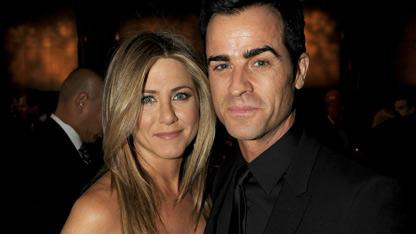 Aniston's Huge Rock: 'Justin Knows What I Like'