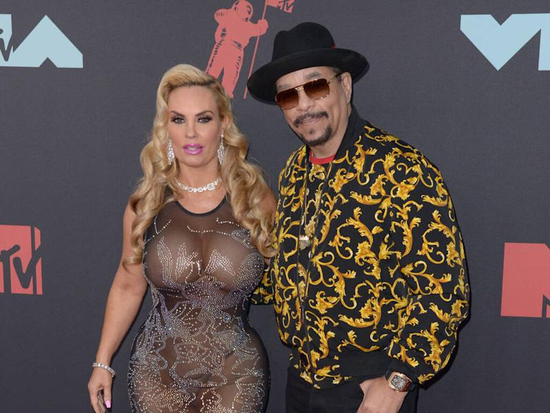 Ice-T's wife Coco Austin shuts down separation rumours