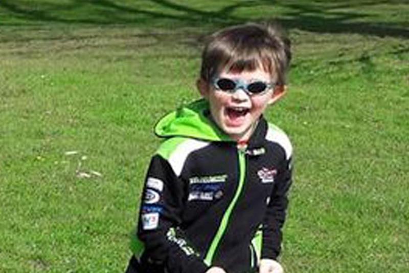 Leo Tompsett, 5, was found dead with his mother at Beachy Head