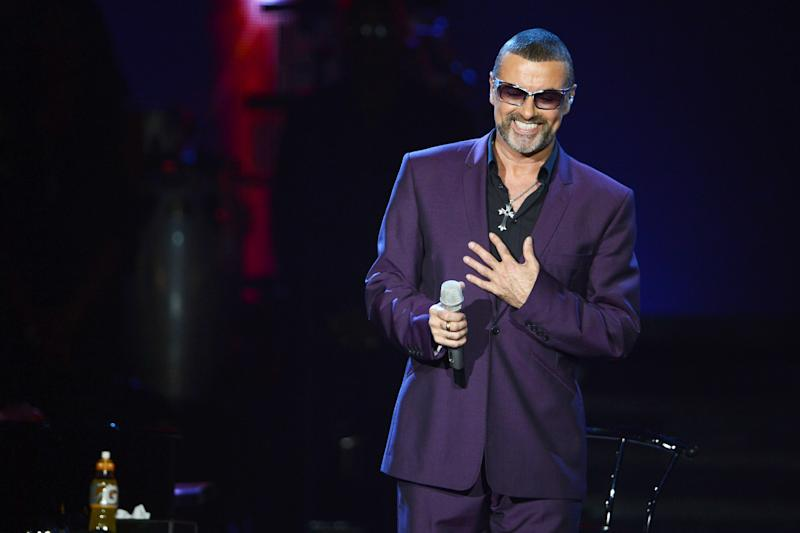 George Michael performs at the LG Arena on Sept. 16, 2012, in Birmingham, England. (Photo: Dave J Hogan/Getty Images)