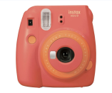 """<p><strong>Fujifilm</strong></p><p>bestbuy.com</p><p><strong>$69.99</strong></p><p><a href=""""https://go.redirectingat.com?id=74968X1596630&url=https%3A%2F%2Fwww.bestbuy.com%2Fsite%2Ffujifilm-instax-mini-9-instant-film-camera-ice-blue%2F5787504.p%3FskuId%3D5787504&sref=https%3A%2F%2Fwww.seventeen.com%2Ffashion%2Ftrends%2Fg29036093%2Fvsco-girl-brands-starter-pack%2F"""" rel=""""nofollow noopener"""" target=""""_blank"""" data-ylk=""""slk:Shop Now"""" class=""""link rapid-noclick-resp"""">Shop Now</a></p><p>It's 2020 and we <em>love</em> nostalgia, so we take pictures on film camera and post digital photos of those pictures on Instagram. Got it?</p>"""
