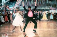 """<p>Prom dresses are a sign of the times: There were exaggerated puffy sleeves in the '70s, neon hues in the '80s, two-piece sets in the '90s, and so on. Go back in time to get a closer look at the most memorable prom dresses — some bold, some beautiful, some questionable — in your favorite <a href=""""https://www.goodhousekeeping.com/life/entertainment/g26871641/classic-movies-on-netflix/"""" rel=""""nofollow noopener"""" target=""""_blank"""" data-ylk=""""slk:classic movies"""" class=""""link rapid-noclick-resp"""">classic movies</a>, starting with Stephen King's <em><a href=""""https://www.amazon.com/gp/video/detail/B0046B4VXQ/?tag=syn-yahoo-20&ascsubtag=%5Bartid%7C10055.g.2475%5Bsrc%7Cyahoo-us"""" rel=""""nofollow noopener"""" target=""""_blank"""" data-ylk=""""slk:Carrie"""" class=""""link rapid-noclick-resp"""">Carrie</a></em> in 1976. And while you're at it, make some <a href=""""https://www.goodhousekeeping.com/health/diet-nutrition/a25253252/is-popcorn-healthy/"""" rel=""""nofollow noopener"""" target=""""_blank"""" data-ylk=""""slk:popcorn"""" class=""""link rapid-noclick-resp"""">popcorn</a>, pour yourself a glass of wine and stream these classics to relive your glory days. </p>"""