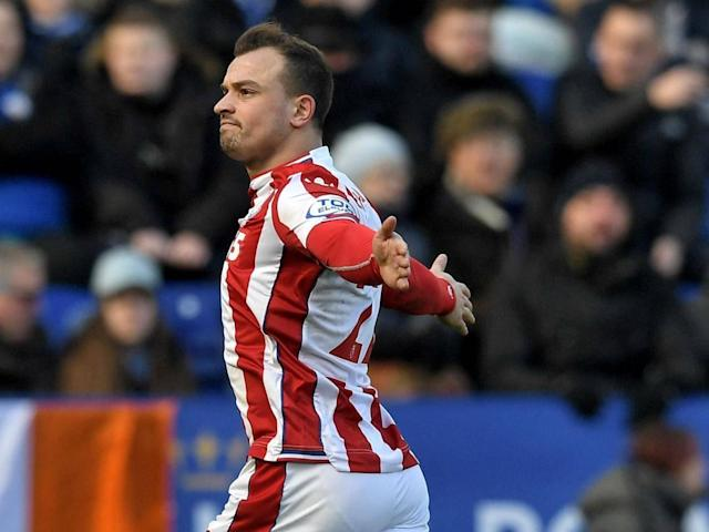 Jack Butland blunder sees Stoke City squander vital three points away to Leicester City