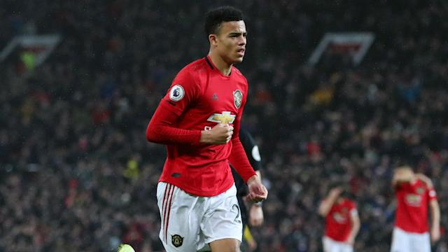 Mason Greenwood has impressed in a breakout season for Manchester United, but talk of a Euro 2020 spot is premature, says his manager.