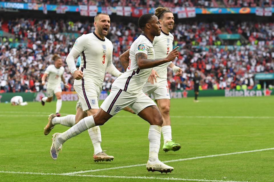 Critics believe that BBC Euro 2020 coverage has been biased in favour of England (POOL/AFP via Getty Images)