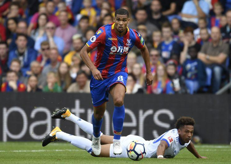 Ruben Loftus-Cheek has impressed since joining Crystal Palace on loan