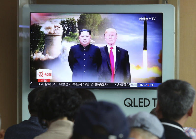 Trump says DPRK no longer 'nuclear threat'