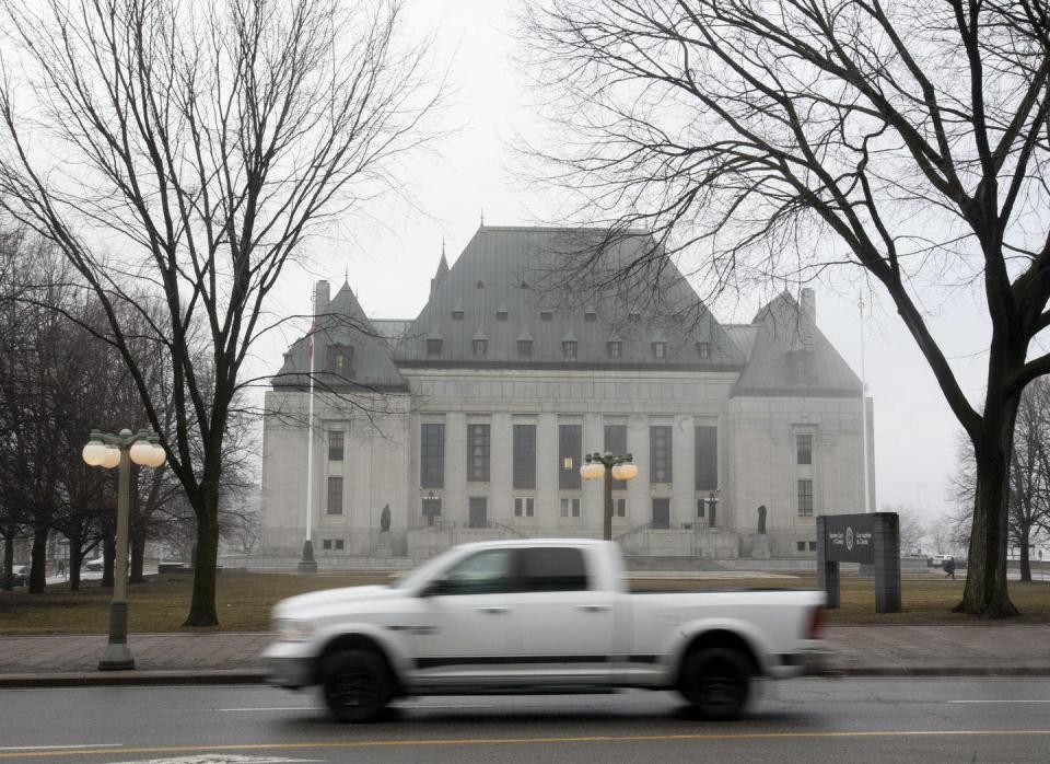 "<span class=""caption"">The Supreme Court of Canada rejected the request to strike down national carbon pricing. The plan is key to reaching net-zero emissions by 2050.</span> <span class=""attribution""><span class=""source"">THE CANADIAN PRESS/Adrian Wyld</span></span>"