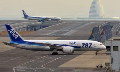 Dreamliner Grounded Until At Least End Of May