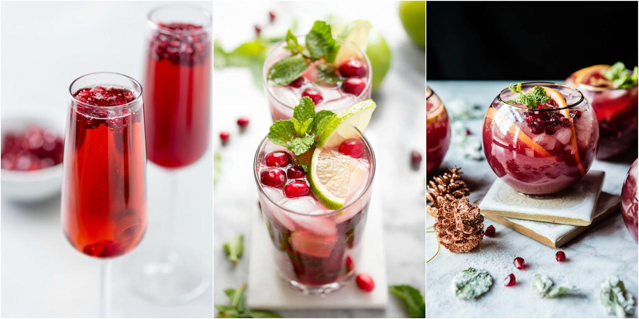 <p>The best way to use pomegranate yet.</p>