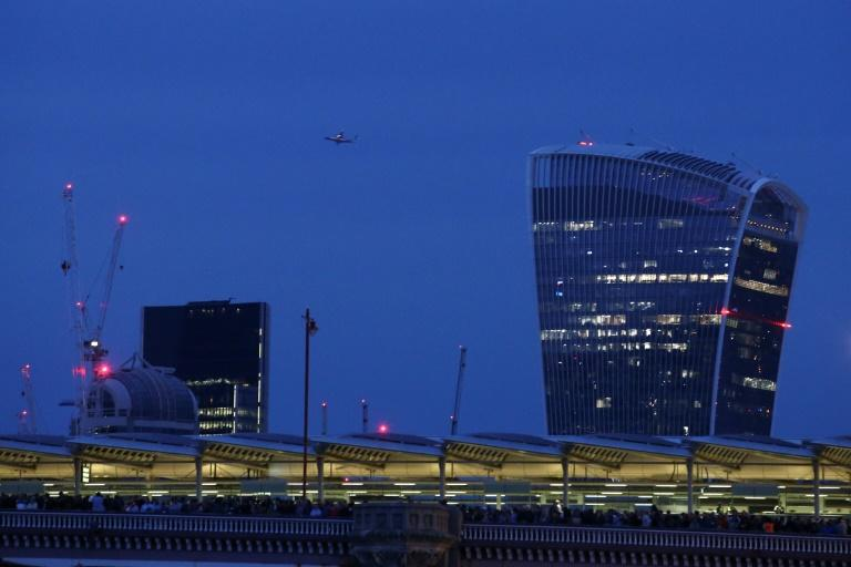 The City of London is Europe's global financial hub