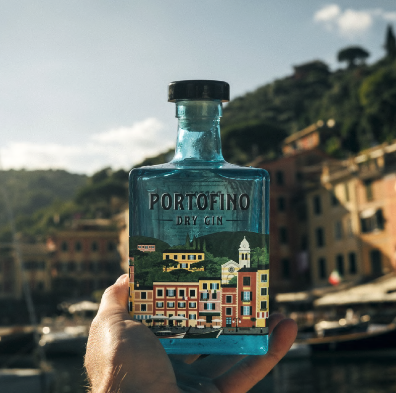 Photo credit: Courtesy Portofino Dry Gin