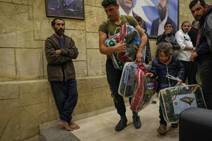 Syrian refugees complain that they were forcibly evicted from the northern Lebanese town of Bsharre in the wake of a murder allegedly committed by a Syrian national
