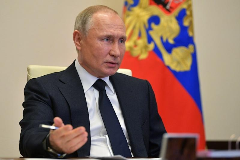 Vladimir Putin Sends Donald Trump a Telegram to Wish Him Speedy Recovery from Covid-19: Report