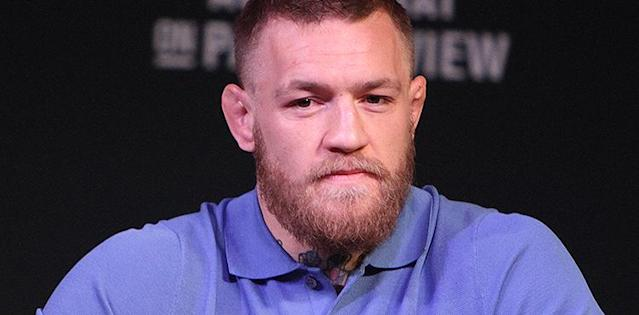 Why Did Conor McGregor Get Sent Away at UFC Gdansk?