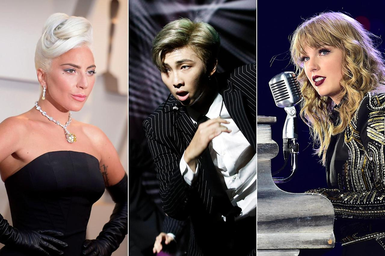 See Taylor Swift, Lady Gaga, Beyoncé, BTS Honor Graduates on 'Dear Class of 2020' Special - Yahoo Entertainment