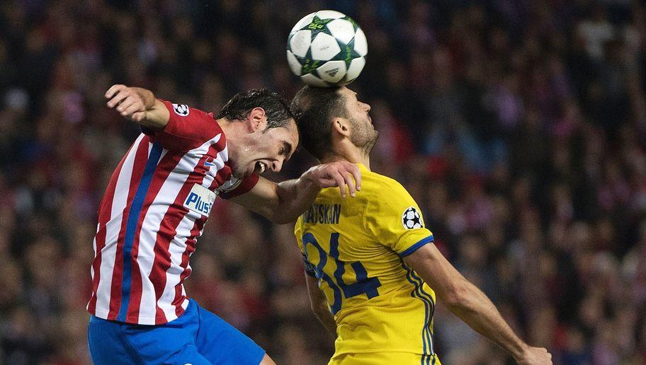 <p>The first of a centre back pairing that could be described as 'decent in the air', Diego Godin is the beating heart of Simeone's Atletico side. His partner in defence for Los Colchoneros has varied a lot this season, with injuries to Jose Giminez meaning that the likes of Stefan Savic and Lucas Hernandez have had to deputise at the back. </p> <br /><p>Such is Godin's quality that the depletion to Simeone's side hasn't felt as urgent as it really should have. Through his leadership and marshalling of not just the defence, the Uruguayan has elevated every player he has partnered, dragging them to his level, to maintain Los Colchoneros' reputation as one of the world's greatest defensive sides.  </p>