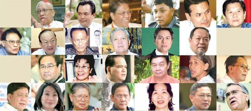 From the archive: 25 of Cebu's most influential people