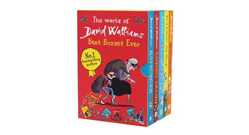 The World Of David Walliams by David Walliams