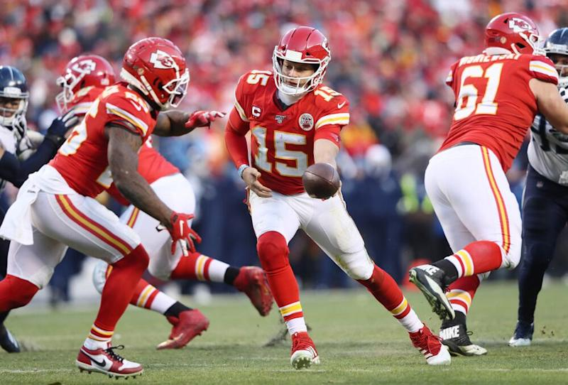 Kansas City Chiefs | Jamie Squire/Getty Images