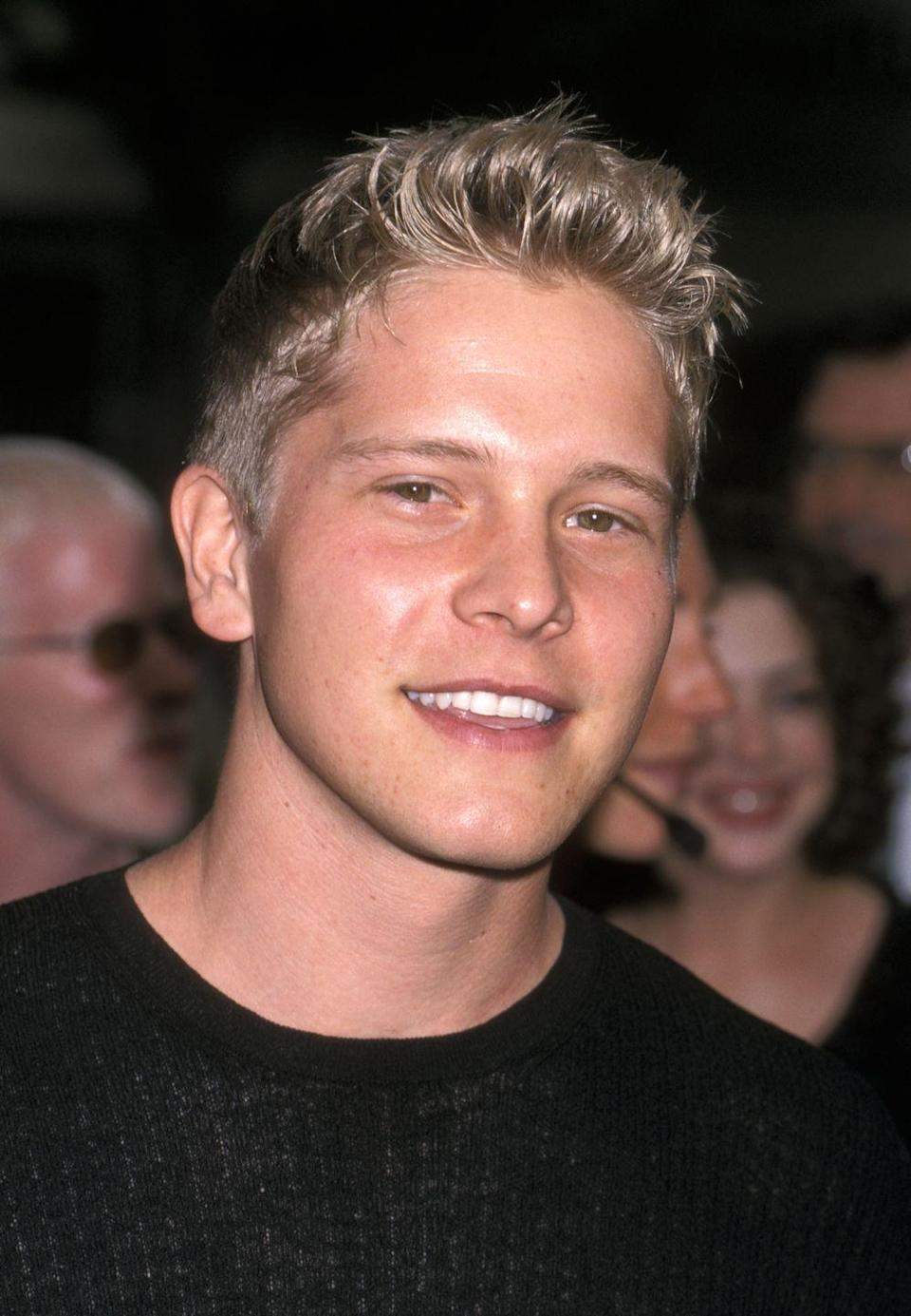 <p>Matt Czuchry joined <em>Gilmore Girls </em>in 2004 as Rory's college boyfriend, Logan Huntzberger. Before, the actor was cast in projects like Judd Apatow's <em>Freaks And Geeks</em> and <em>7th Heaven.</em></p>