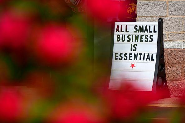 What Explains the Resilience of Small Business?