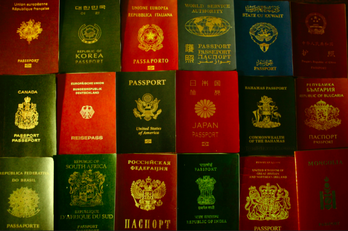 <em>The world's most powerful passport has been revealed (Flickr)</em>
