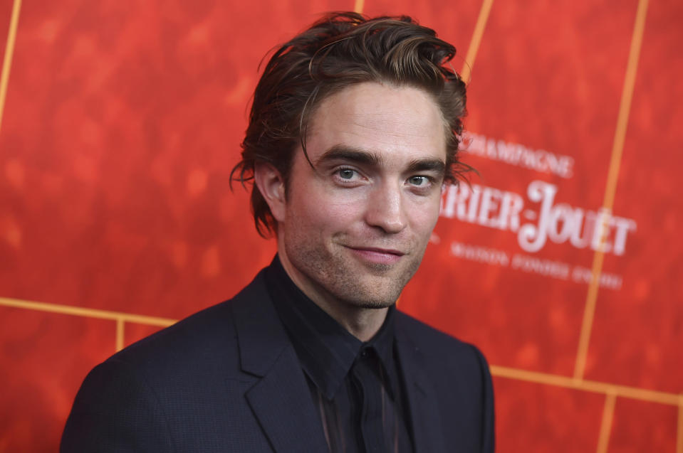 Robert Pattinson (Credit: Jordan Strauss/Invision/AP)