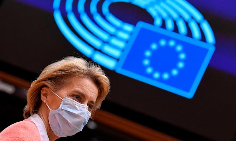 Ursula von der Leyen, European commission president who seemed unsure of the levers at her disposal