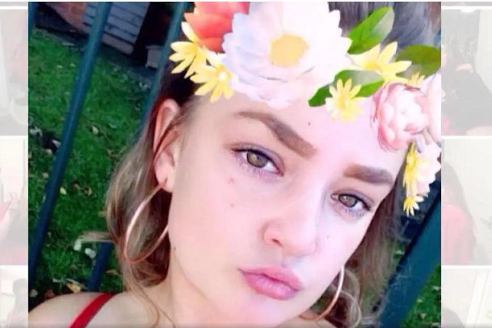 <p>Keira Ladlow was killed by her dog Gucci</p> (Keira Ladlow / Facebook)