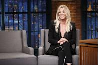 "<p>To really sustain a healthy lifestyle, indulging from time to time is totally normal. Kaley shared her thinking with <a href=""https://www.womenshealthmag.com/life/a19922977/kaley-cuoco-december-issue/"" rel=""nofollow noopener"" target=""_blank"" data-ylk=""slk:WH US"" class=""link rapid-noclick-resp"">WH US</a>: 'Tonight I'll be going to In-N-Out and doing one of their grilled cheeses, massive fries, and a shake,' she said. 'That'd be a cheat [meal] for me.'</p>"