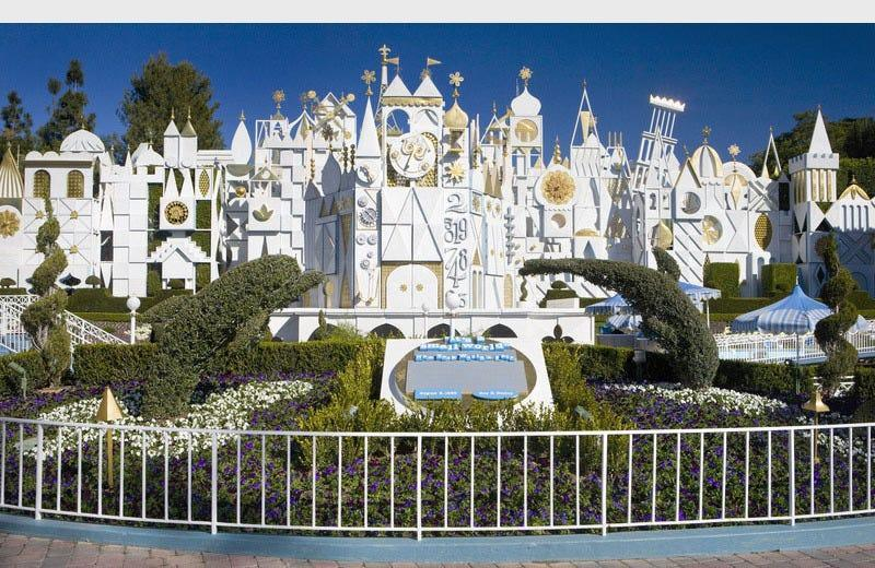 It's a Small World, a classic attraction at Disneyland, could be a big success as a movie.