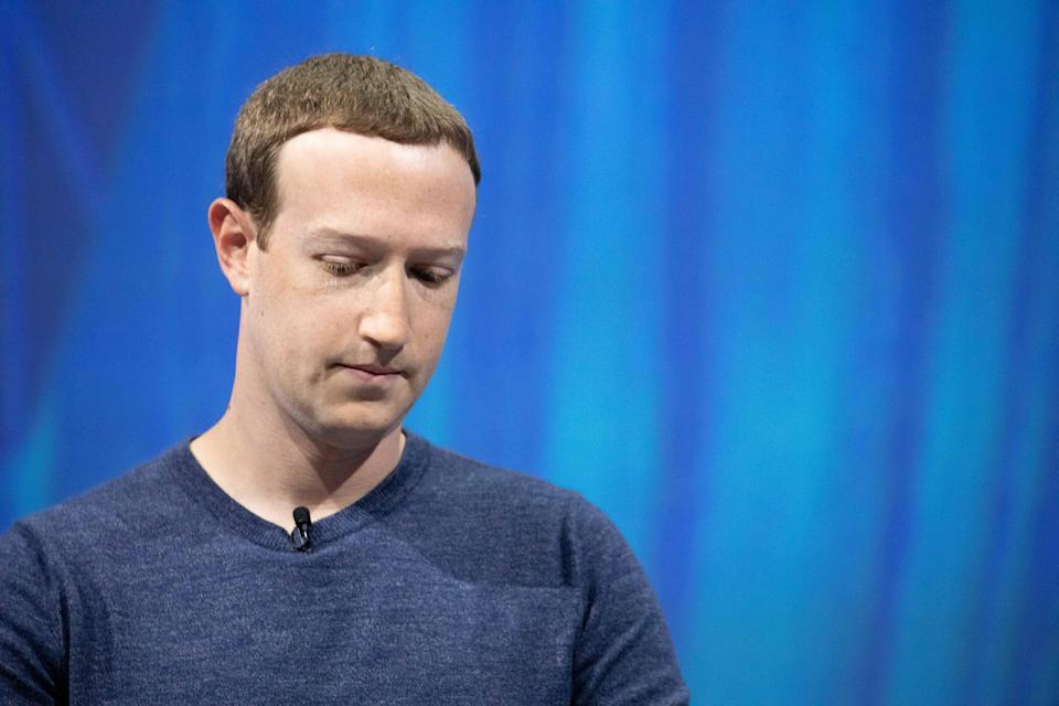 Facebook has been vocal about tamping down on fake news and 'inauthentic' user behavior, but there's still a glaring loophole in its attempts. (Photo by Christophe Morin/IP3/Getty Images)