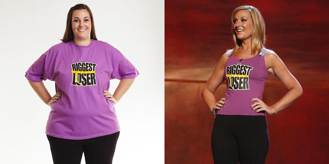 "<p><em>The Biggest Loser </em>was known for having some <a href=""https://www.womenshealthmag.com/weight-loss/g27395158/biggest-loser-contestants-then-and-now/"" target=""_blank"">seriously impressive transformations</a>. Contestants shed hundreds of pounds—and even half their body weight, in some cases—in an attempt to change their lifestyle and win the $250,000 grand prize. In honor of the series coming back in 2020, we're sharing the most jaw-dropping results in the show's history.</p>"