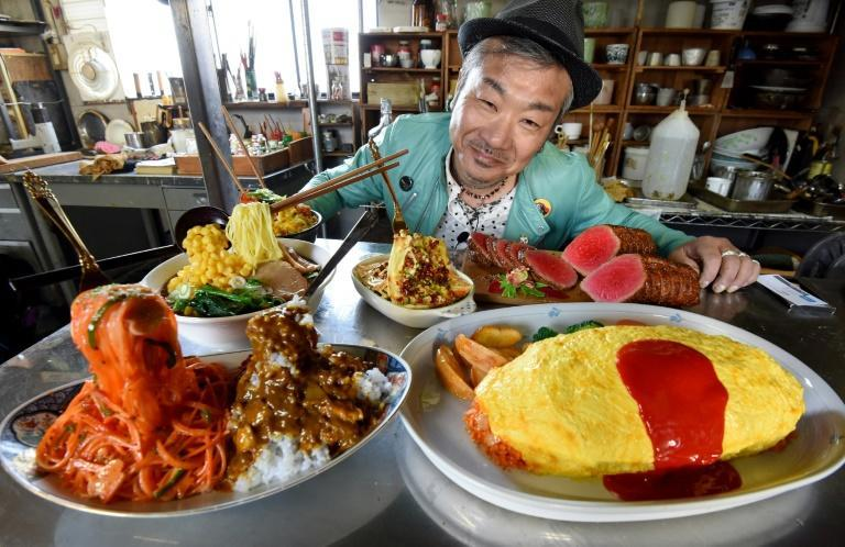 Norihito Hatanaka says Japan's 'fake food' gives restaurant customers a better idea of what to expect when ordering a dish, as photos cannot give a sense of volume