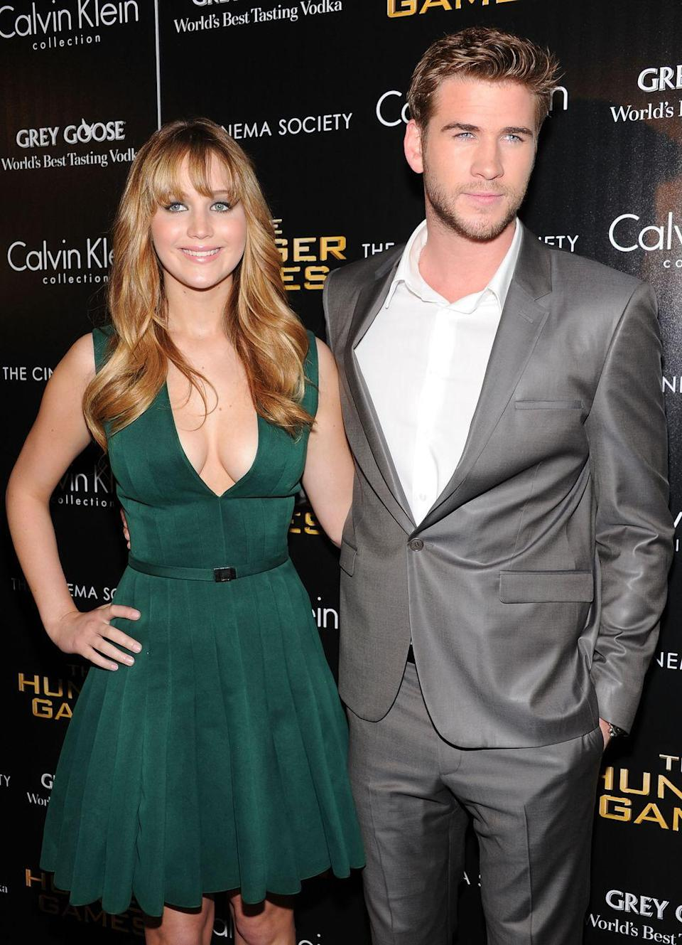 "<p>The Aussie actor got real on macking with his <em>Hunger Games</em> costar Jennifer Lawrence, stating it was ""pretty uncomfortable.""</p><p>""Anytime I had to kiss [Jennifer Lawrence] was pretty uncomfortable,"" <a href=""https://people.com/celebrity/celebs-get-honest-about-best-worst-on-screen-kisses/?slide=501222#501222"" rel=""nofollow noopener"" target=""_blank"" data-ylk=""slk:he said."" class=""link rapid-noclick-resp"">he said.</a> ""When you look at it on the outside, it looks like a great picture. She's one of my best friends, I love her, but if we had a kissing scene, she would make a point of eating garlic or tuna fish or something that was disgusting. Right before the scene, she'd be like, 'Yeah, I ate tuna,' or 'I had garlic, and I didn't brush my teeth.' And I'd be like, 'Fantastic, I can't wait to get in there and taste it!'""</p>"