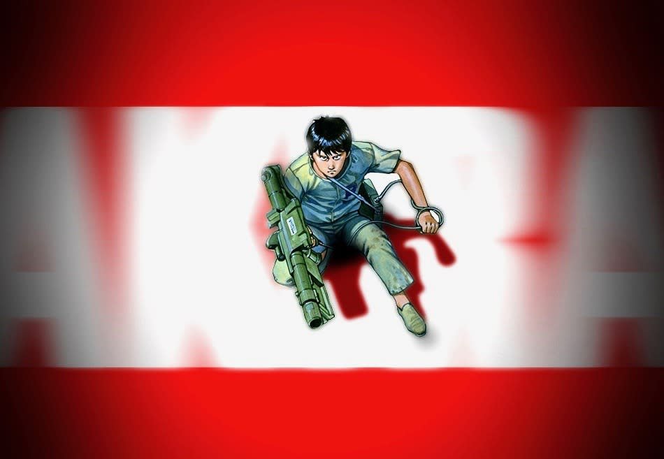 Akira has often topped the list for best anime films of all time. (TMS Entertainment)
