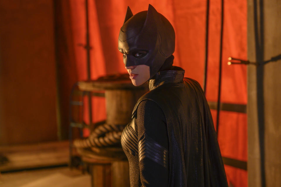 Ruby Rose suits up as Batwoman in The CW's latest superhero series 'Batwoman' (Photo: Kimberley French/The CW)